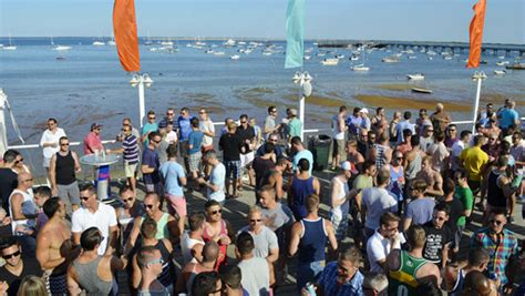 boatslip t dance provincetown the gayest little city in the world kalw