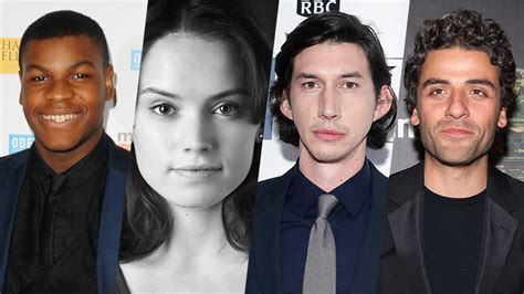 actor star wars star wars episode vii cast revealed variety