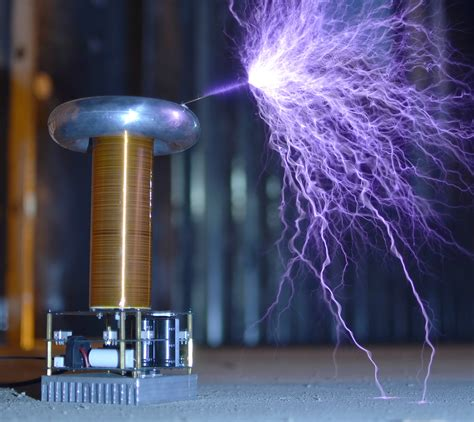 About Tesla Coil February Meeting 17 Sector67