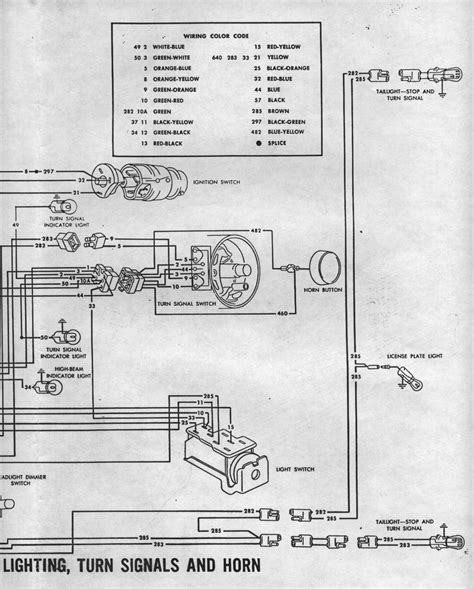 1966 ford f100 truck wiring diagram get free image about