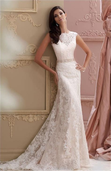 Wedding Dresses For by Wedding Dresses For Athletic Types Wedding Dress