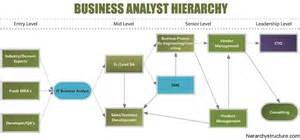 business hierarchy template business analyst hierarchy designation hierarchy