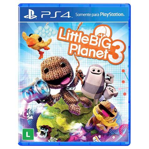 Ps4 Big Planet 3 jogo big planet 3 ps4 jogos playstation 4 no
