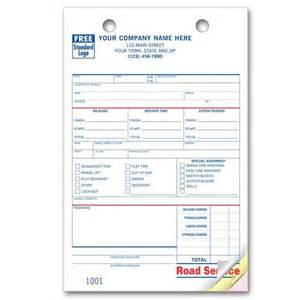 Towing Company Receipt Template Product Details Designsnprint