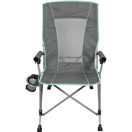 high chair position ozark trail 3 position high back chair with steel frame