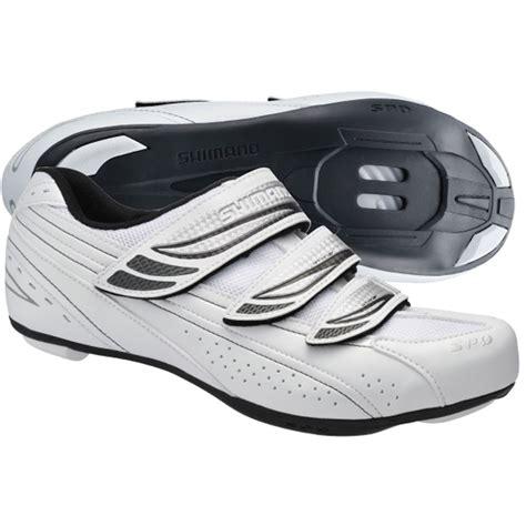 womens spd bike shoes wiggle shimano s wr83 spd sl road cycling shoes