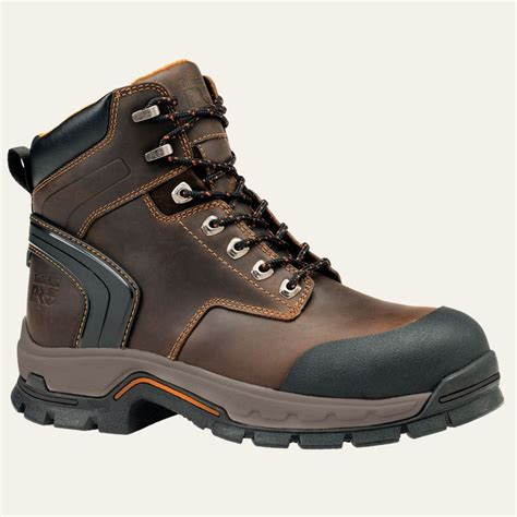 mens work boots timberland timberland pro boots mens stockdale 6 quot alloy safety toe