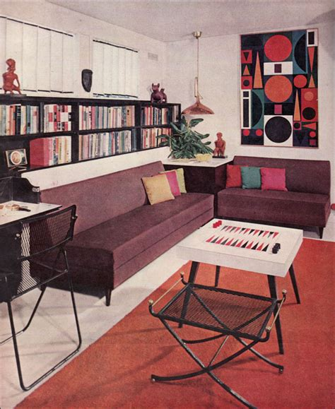1950 living room furniture 1950 living room furniture for sale 1950s living room