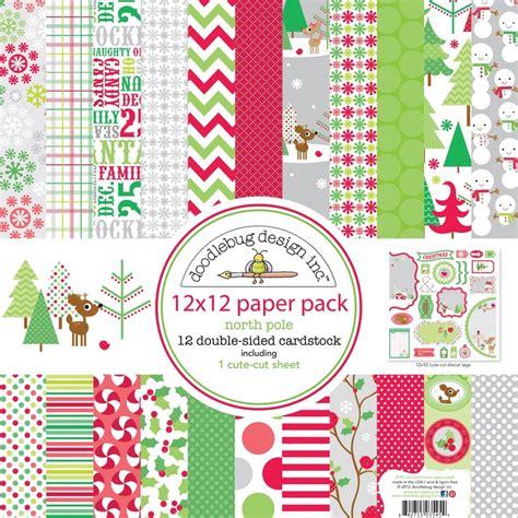 doodlebug pole collection 25 best paper images on paper packs craft