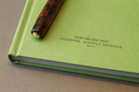 federal service help desk review federal supply service notebook the well