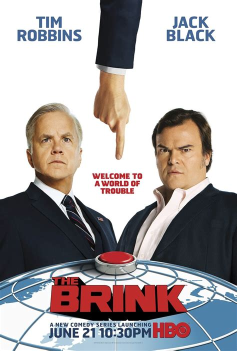 The Brink the brink dvd release date
