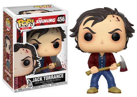 Funko Pop The Conjuring Annabelle Bloody Annabelle Exclusive toyzmag 187 the shining pop