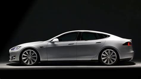 Tesla Model S Pricing And Options Tesla Model S Electric Sedan Pricing And Options Announced
