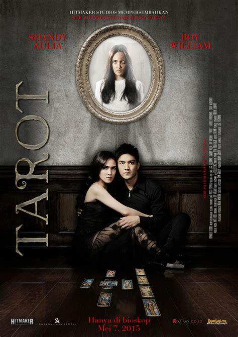 film horor terbaru cinema kutukan tarot shandy aulia dan boy william dikejar