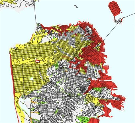 san francisco liquefaction map living in a liquefaction zone bay area s riskiest