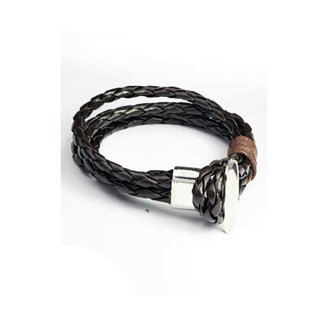 Gelang Kulit Shaba Model Anaphalis jual gelang kulit