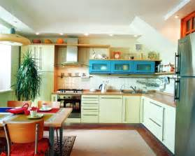 Kitchen Interior Decorating the interior of the home is probably the best place to personally