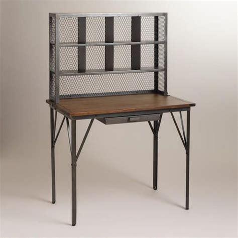 Office World Desks Best 25 World Market Desk Ideas On Pinterest Office Shelving Diy Home Office Furniture And