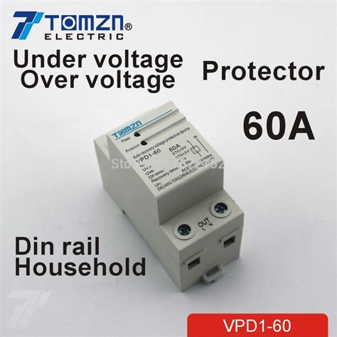 aliexpress under 5 aliexpress com buy 60a 230v household din rail automatic
