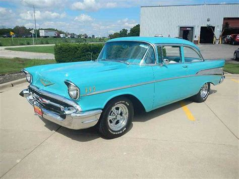chevrolet 1957 for sale 1957 chevrolet bel air for sale classiccars cc 897520