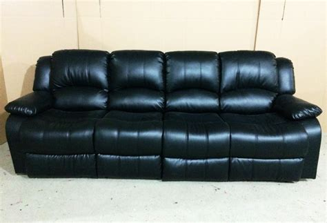 4 Seater Recliner Sofa Four Seater Recliner Sofa 4 Seater Recliner Sofa 56 With Chinaklsk Thesofa