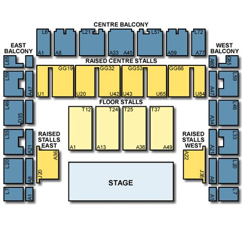 brighton centre floor plan pin seating plan on pinterest