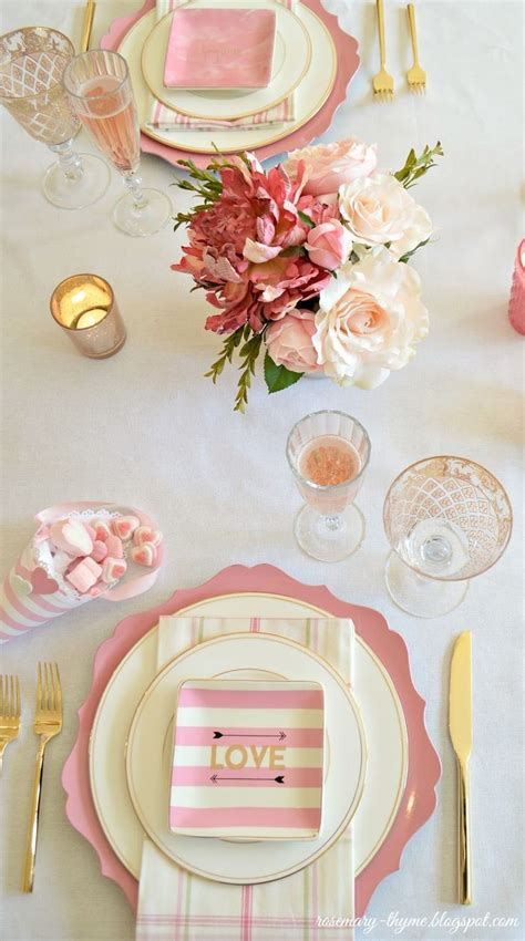 pink table settings best 25 pink table ideas on pink table
