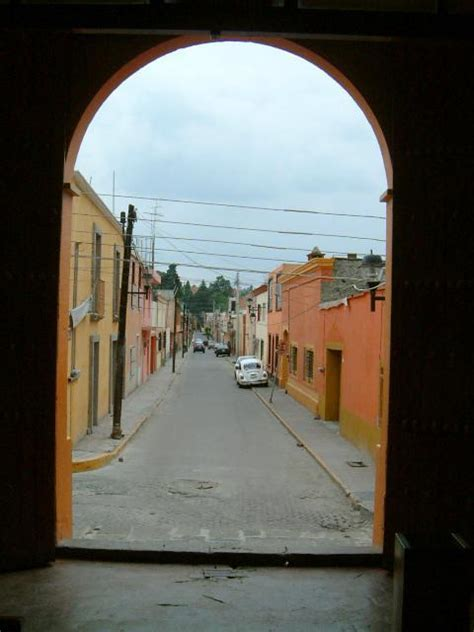 Looking Out The Front Door Looking South Out The Front Door Xicohtencatl Pictures Of Mexico