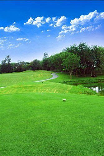 xft green golf themed  photography backgrounds