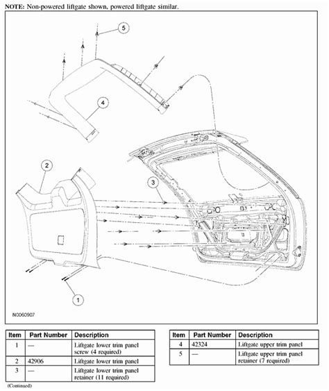free download parts manuals 2007 ford e350 interior lighting ford edge tailgate diagram ford free engine image for user manual download