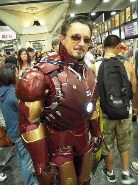 iron man cosplay alter ego iron man