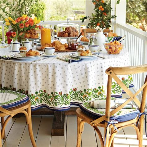 quilted tablecloth table linens provence tablecloth williams sonoma