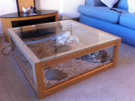 coffee table reptile terrarium e midlands vivarium coffee table corn snake reptile forums