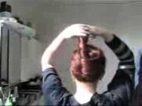 tutorial rambut pramugari lion air cara menyanggul rambut videolike