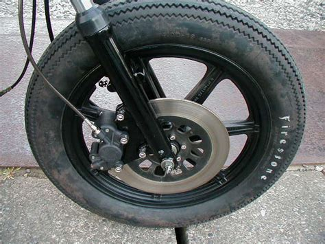 Motorradreifen Cafe Racer by Vintage Rubber For Your Cafe Racer Firestone Tyres