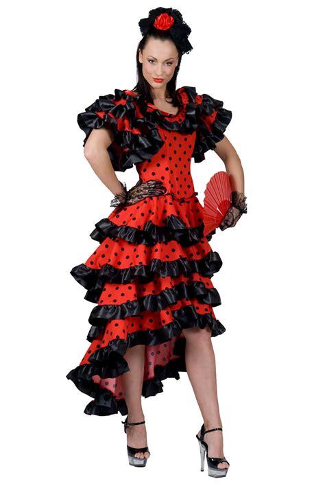 Robe Espagnole Flamenco Fille - robes de mode robe de flamenco blanche