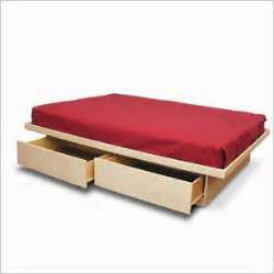 platform bed plans with drawers woodwork how to build a platform bed with drawers plans