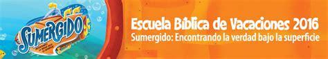 sumergidos ebv 2016 vacation bible school spanish lifeway christian resources