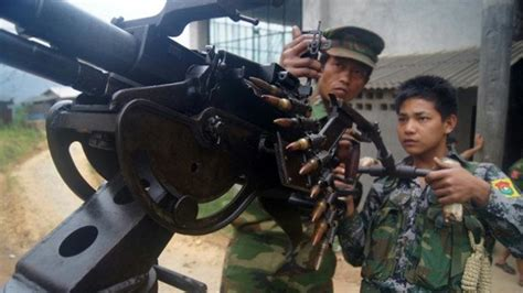 Army Kia Myanmar Burmese Army Threatens To Wipe Out The Kia