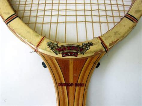 Raket Dunlop olahraga garasi opa