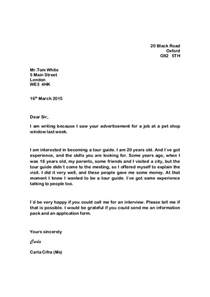 Writing A Formal Essay by Writing A Formal Letter Carla
