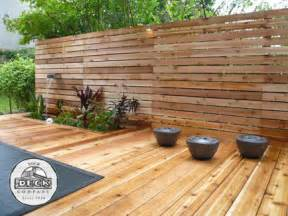 Woodbridge Patio Furniture Privacy Screens229 This Deck Needed Some Privacy And A