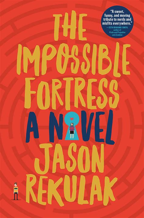 the impossible fortress a novel books the impossible fortress book by jason rekulak official