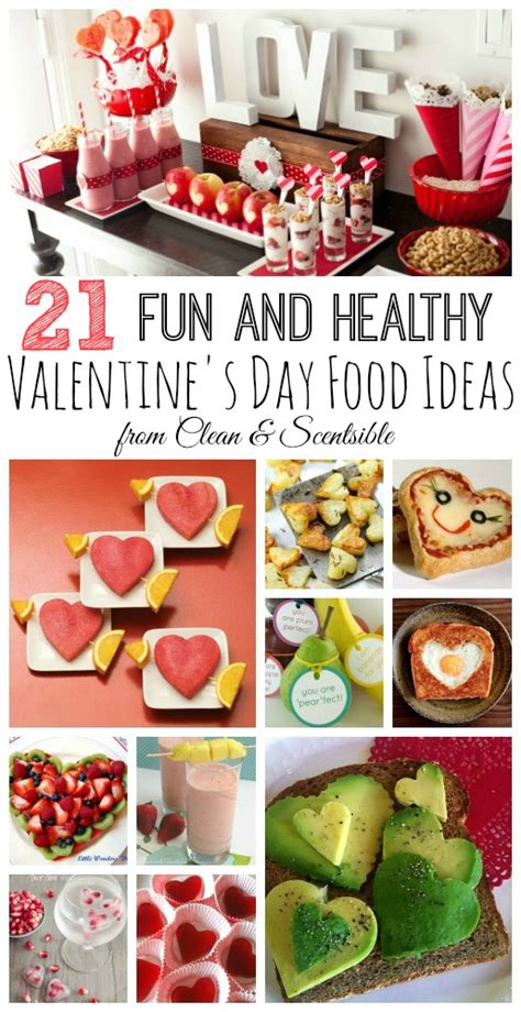 valentines food ideas healthy s day food ideas clean and scentsible
