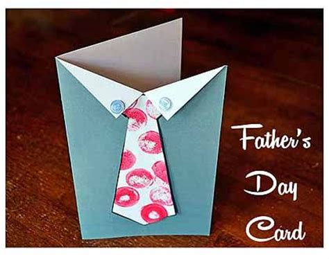 easy to make fathers day cards a simple card that easy enough for but is