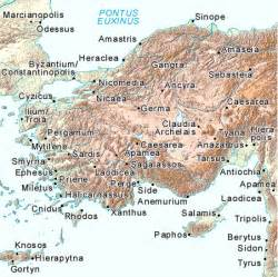 Troy Greece Map by Gallery For Gt Troy Map