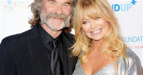 goldie hawn now photos goldie hawn kurt russell snuggled up to watch overboard