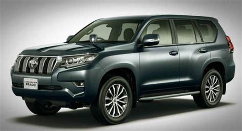 Prado Toyota 2019 by 2019 Toyota Land Cruiser Prado Review Price Release Date