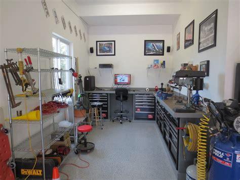 Garage Setup by Teaser Randy S Factory 5 Roadster Build Site
