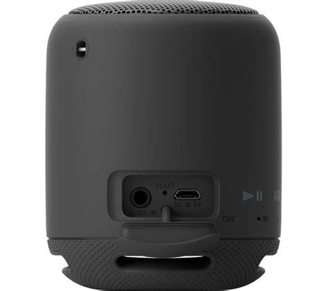 Sony Portable Waterproof Bass Bluetooth Speaker Srs Xb10 Kunin buy sony bass srs xb10 portable bluetooth wireless speaker black free delivery currys